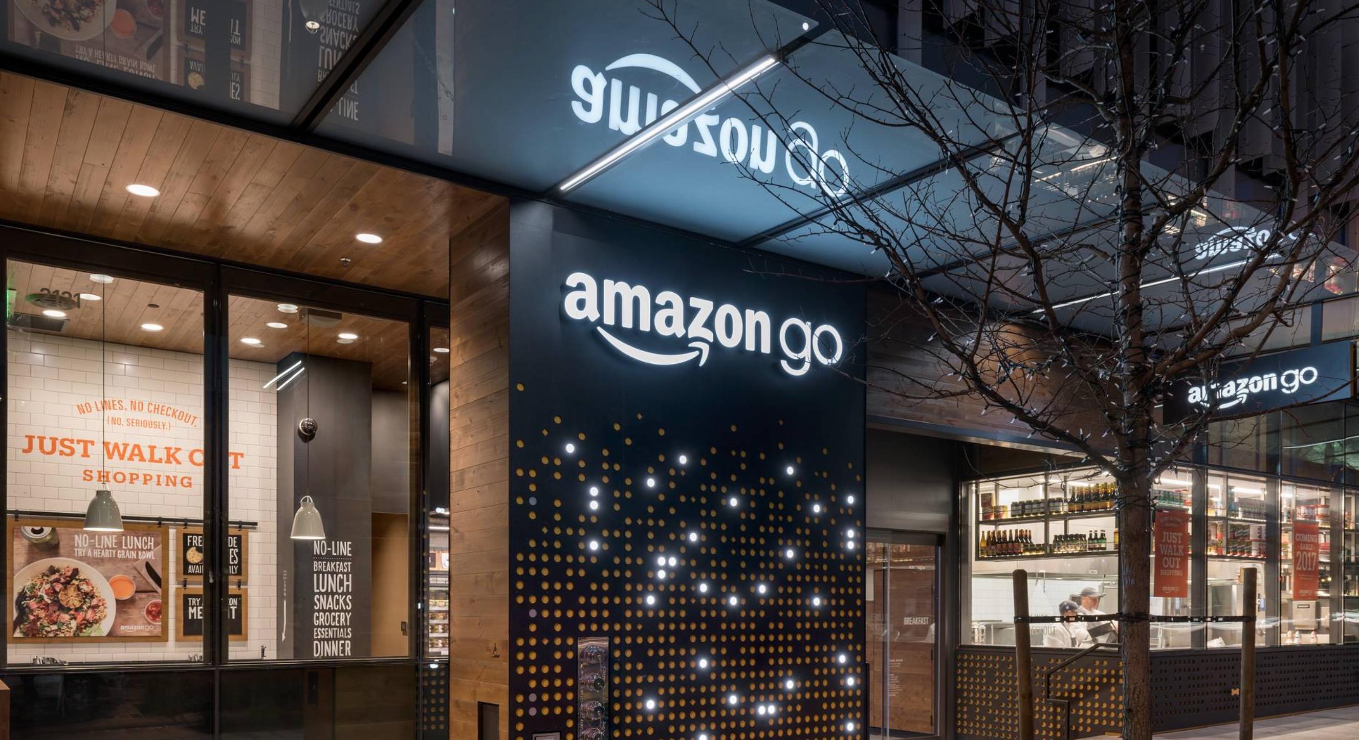 Amazon Go: come funziona il supermercato del futuro, senza file e casse