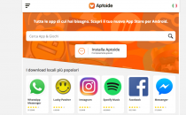 Aptoide download gratis per iOS, iPhone e PC