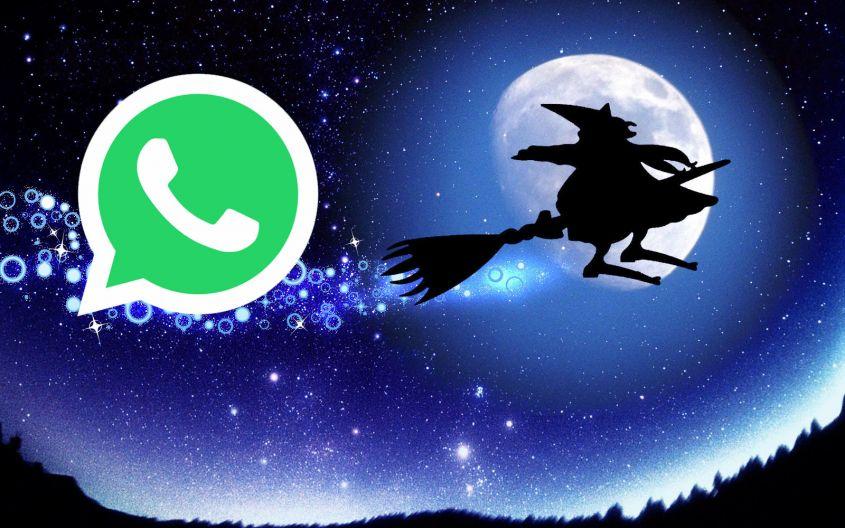 Befana 2018: le GIF di auguri per WhatsApp