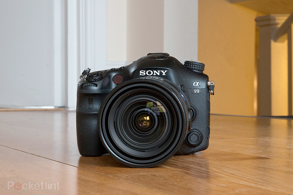 Sony Alpha A99 video