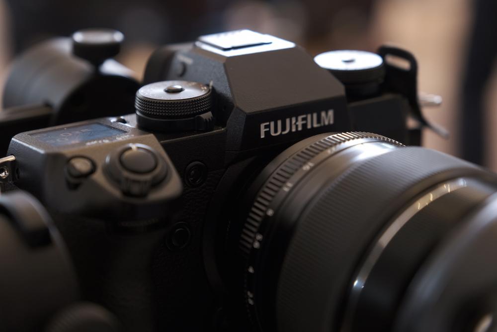 Fujifilm X H1 fotocamera