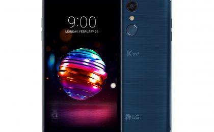 LG K10 2018: prezzo, uscita e scheda tecnica ufficiale