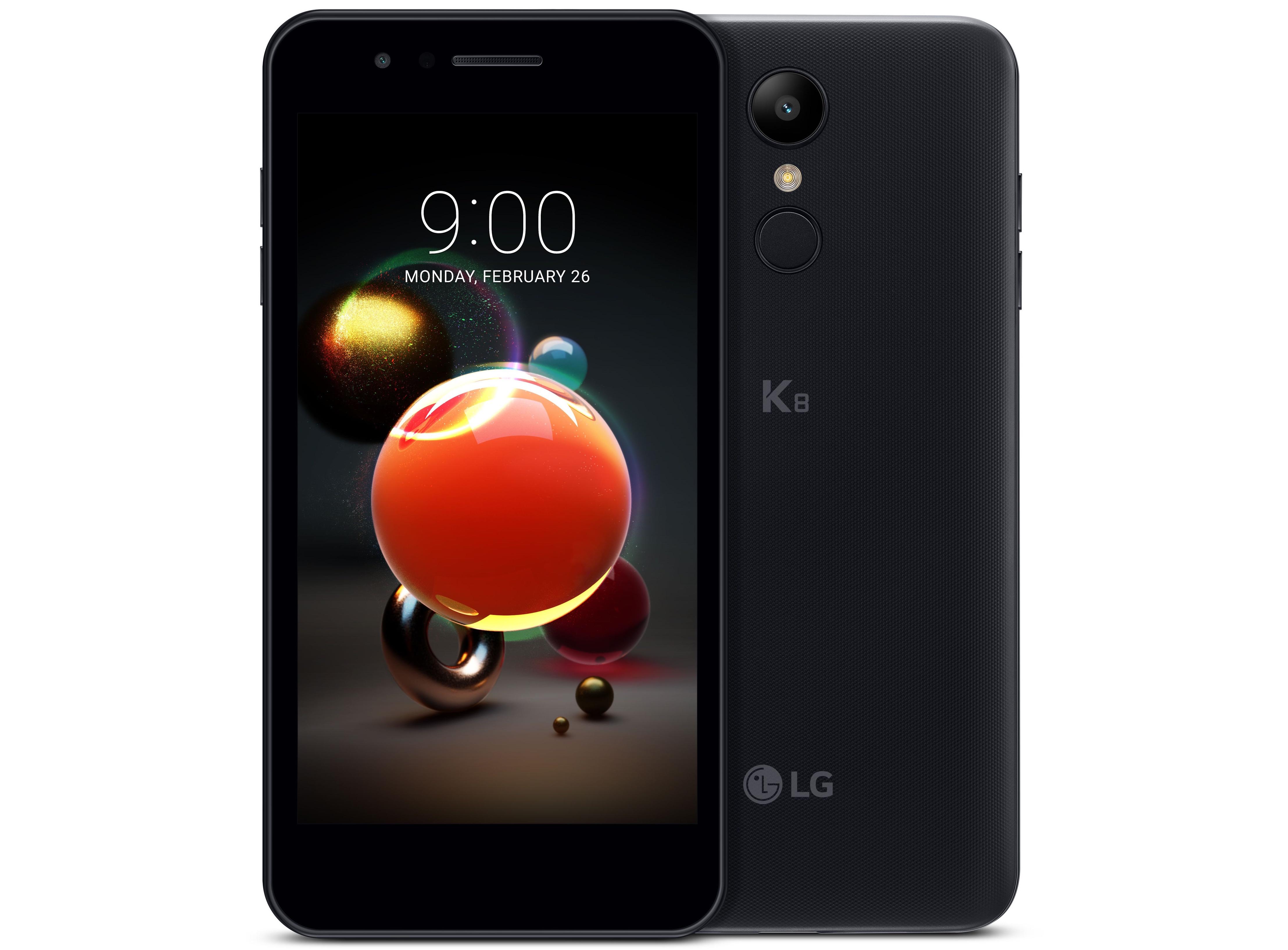 LG K8 2018: prezzo, uscita e scheda tecnica in anteprima