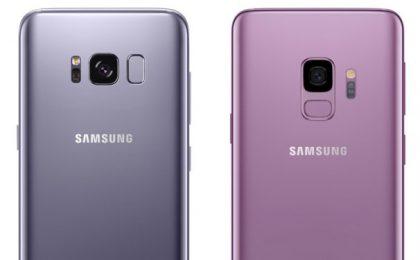 Samsung Galaxy S9 vs Galaxy S8: il confronto