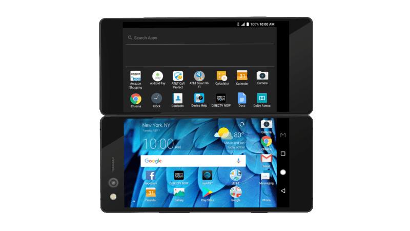ZTE Axon M: prezzo, uscita, scheda tecnica dello smartphone doppio schermo