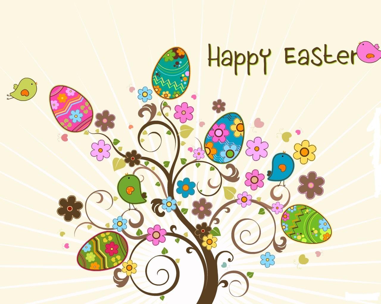 Alberto di uova di Pasqua