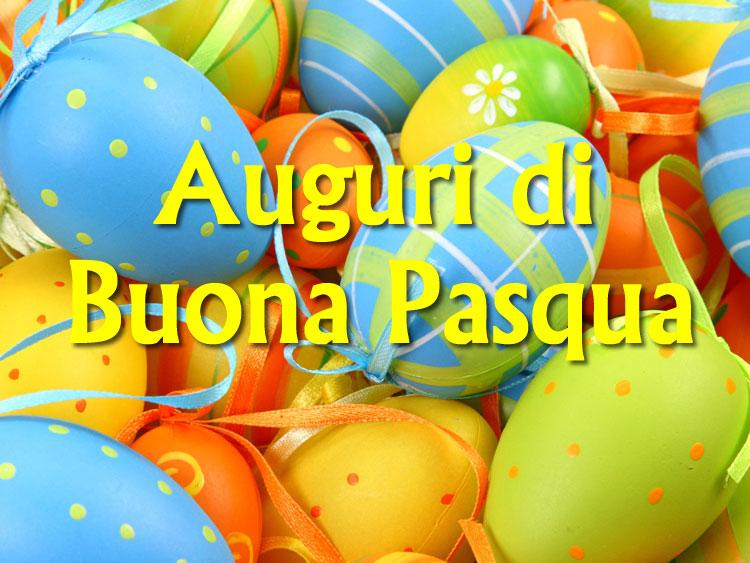 Auguri di Buona Pasqua per WhatsApp