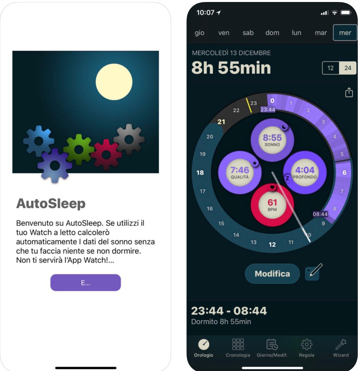 Migliori app per monitorare il sonno