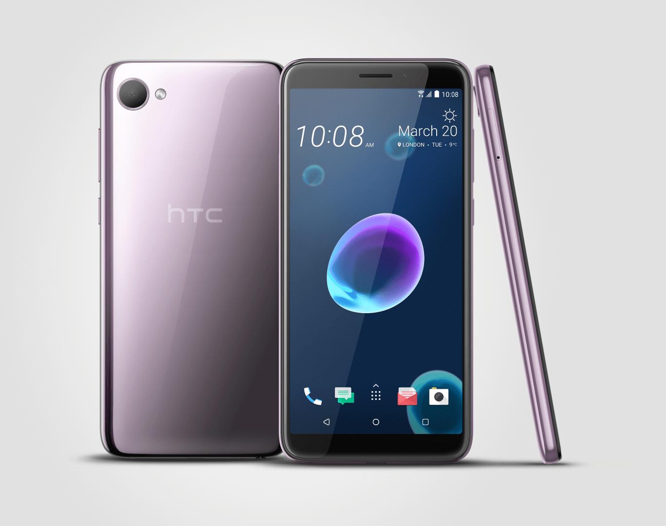 HTC Desire 12 e HTC Desire 12 Plus