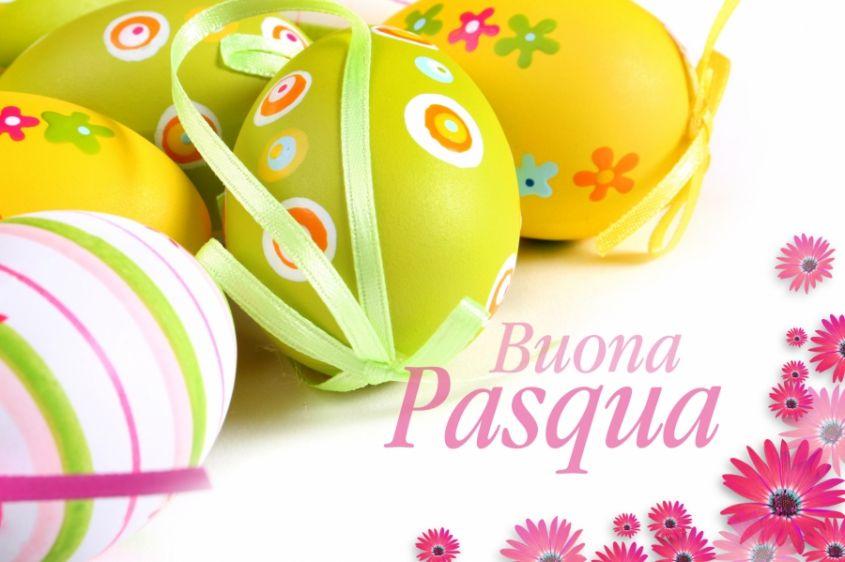 Buona Pasqua 2017 uova