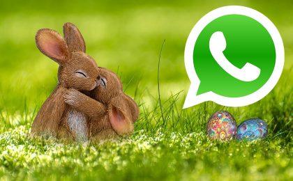 Buona Pasqua 2018: le GIF di auguri per WhatsApp