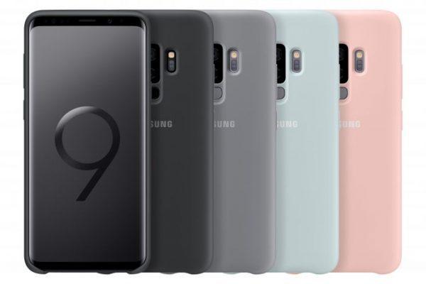 Colori Samsung Galaxy S9 vs Samsung S9 Plus