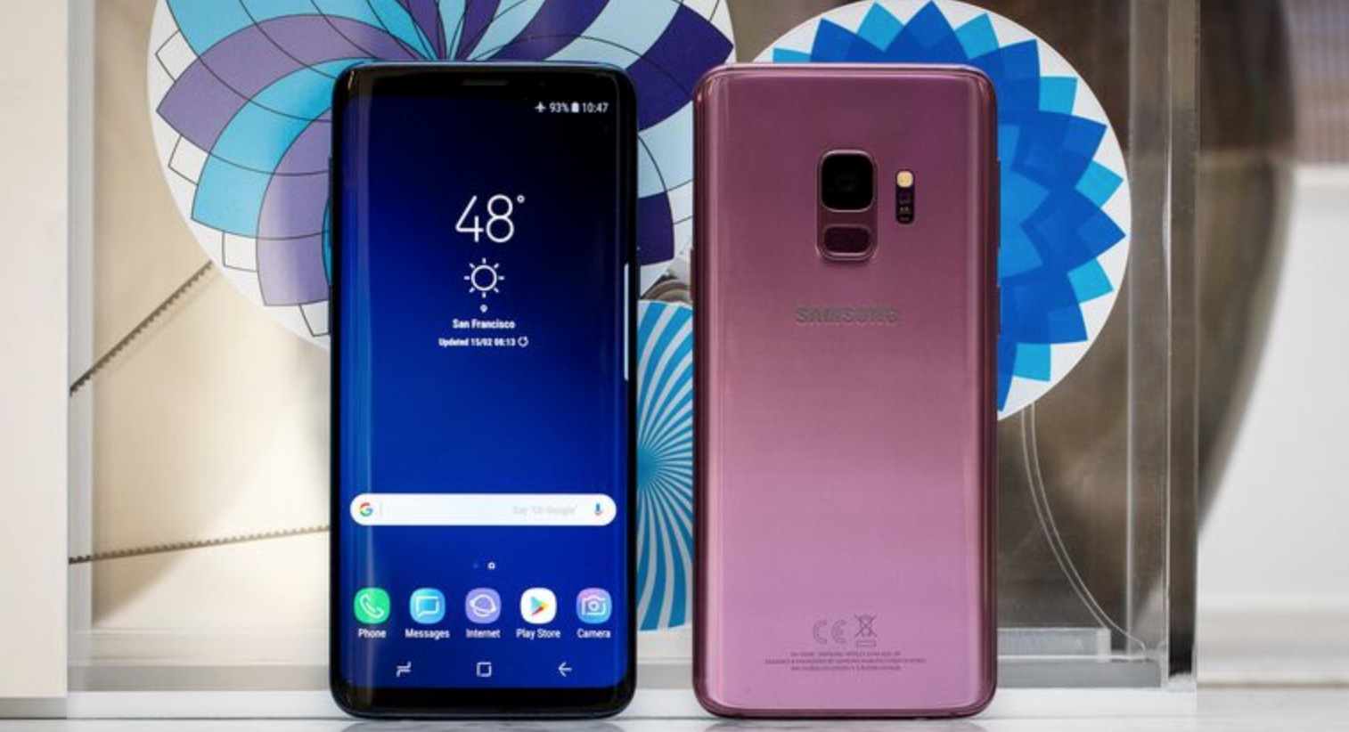 Samsung Galaxy S9 vs iPhone 8 Plus