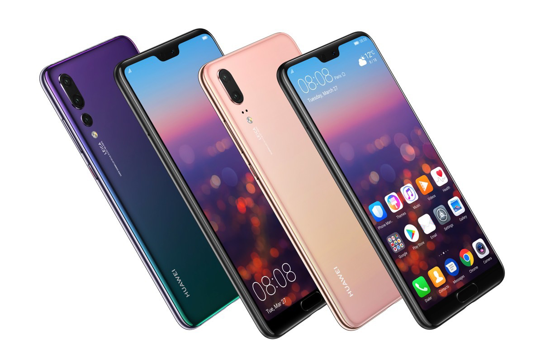 Huawei P20 Pro colori