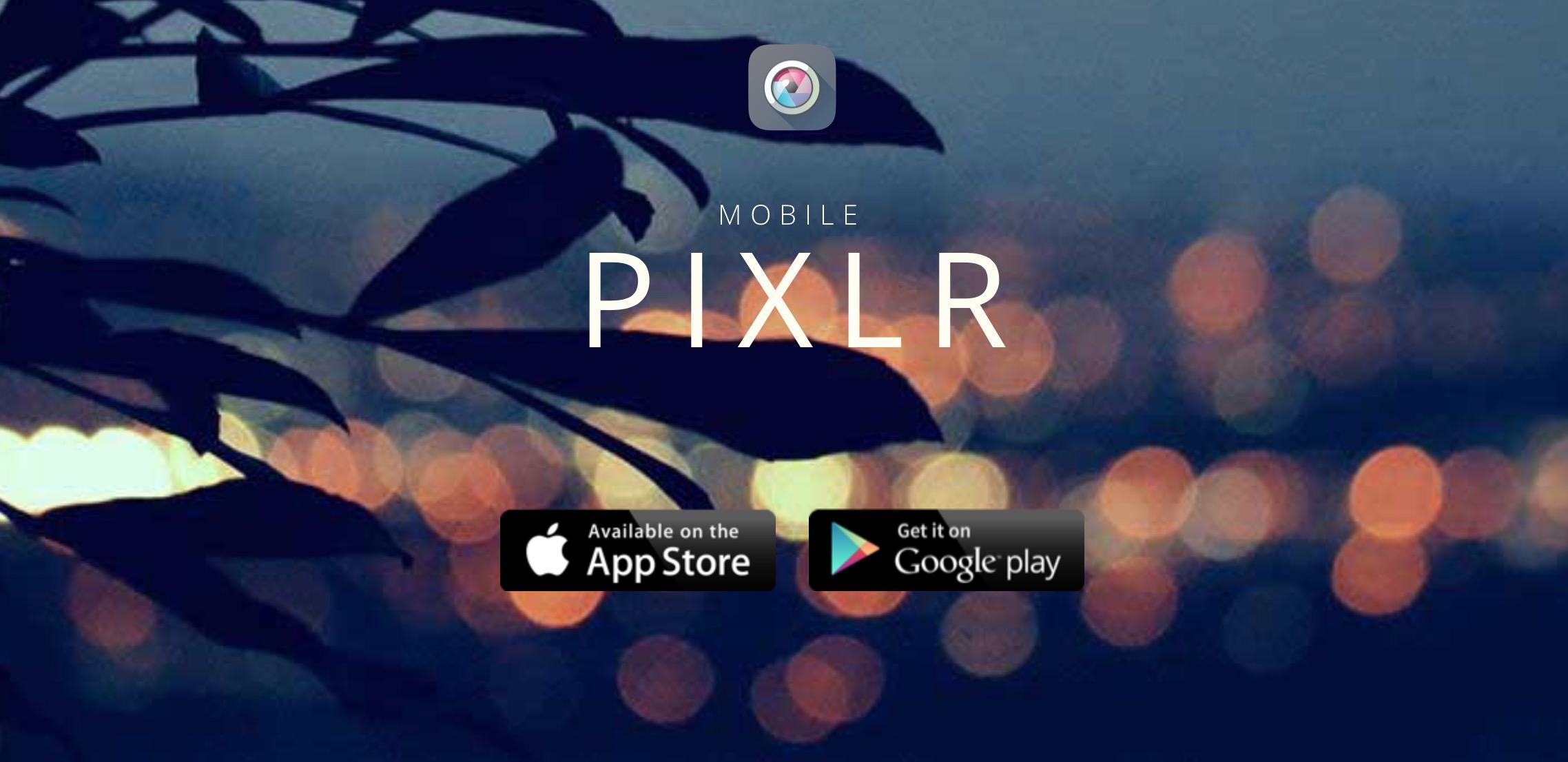 Pixlr app per editing foto festa del papà