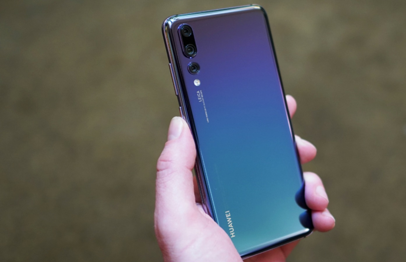 Huawei P20 Pro vs Samsung Galaxy S9 Plus
