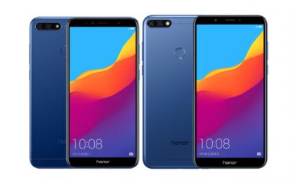 Honor 7A e 7C: prezzi e schede tecniche ufficiali