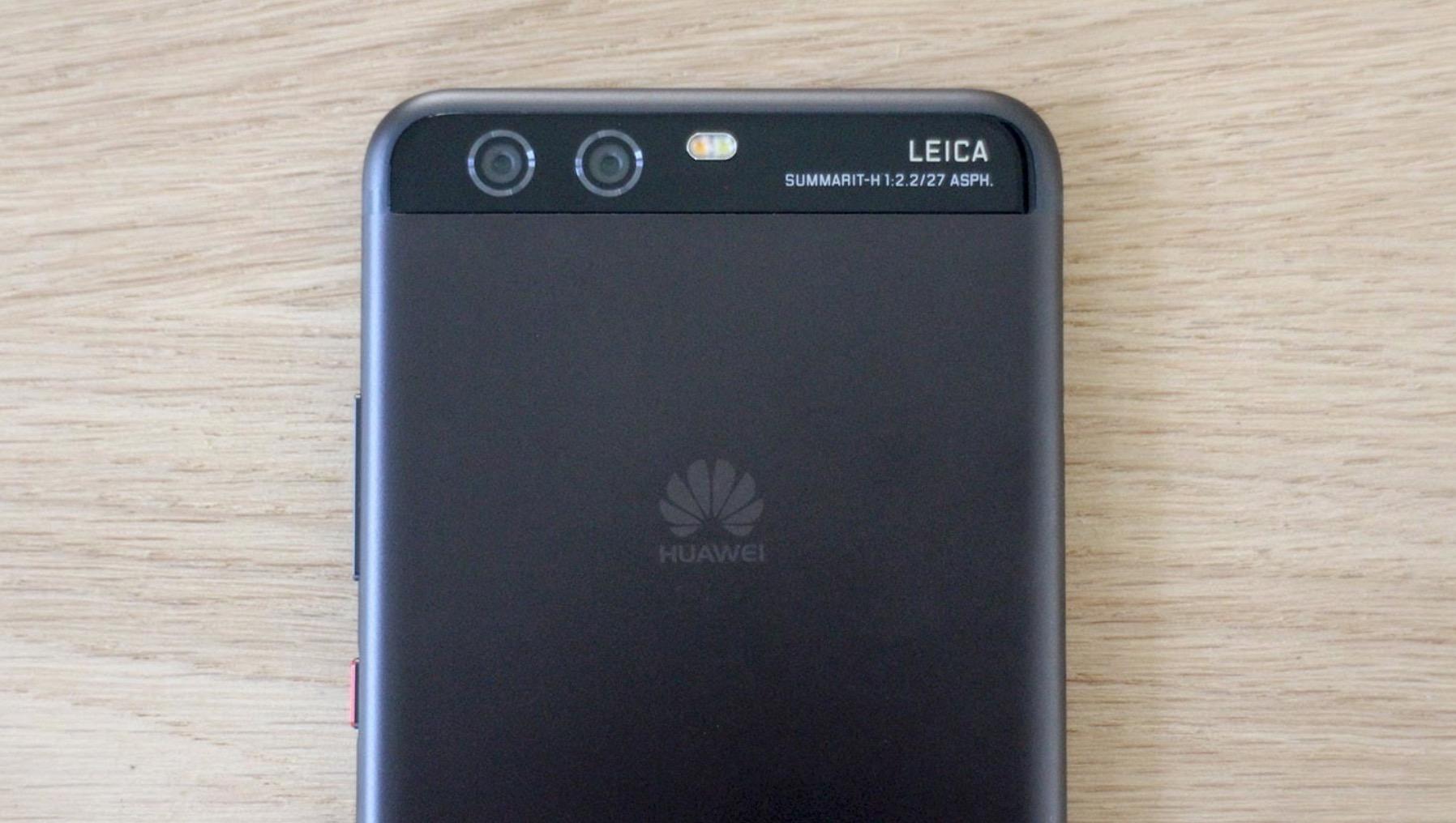Huawei P20 Pro vs Huawei P10 Plus