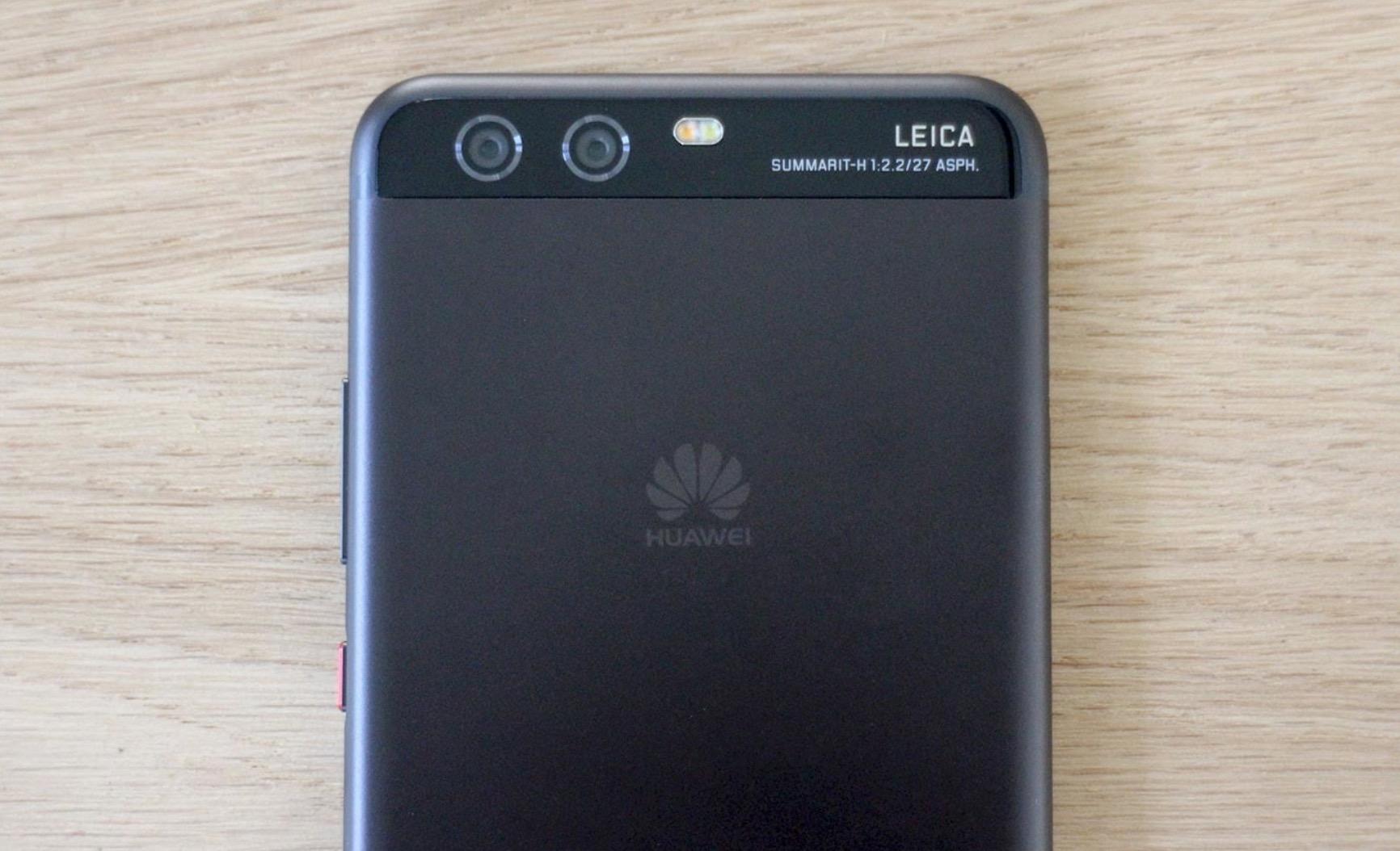 Huawei P20 vs Huawei P10