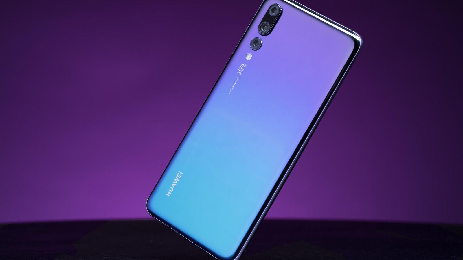 Huawei P20 Pro specifiche tecniche e caratteristiche