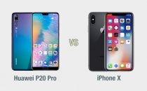 Huawei P20 Pro vs iPhone X: il confronto