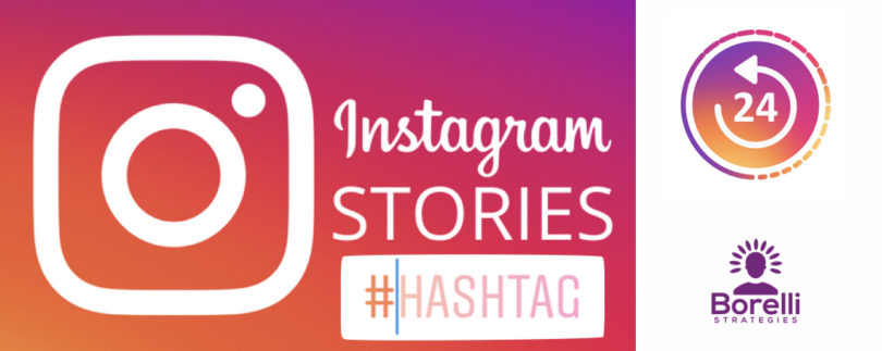 Instagram Stories Hashtag