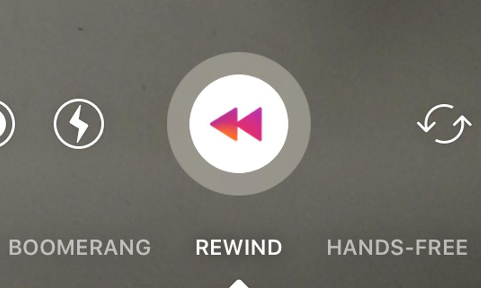 Instagram Stories Rewind