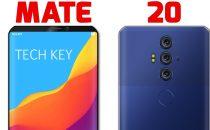 Huawei Mate 20: tutte le anticipazioni su scheda tecnica, prezzo e uscita