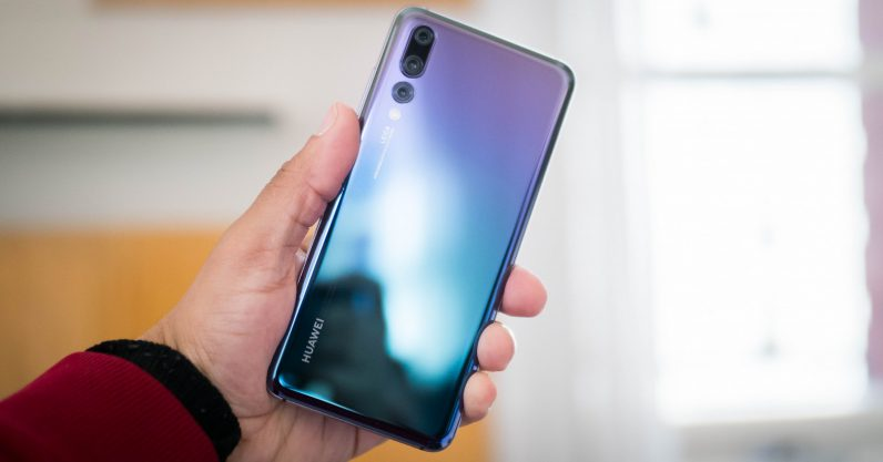 Huawei P20 Pro vs iPhone 8 Plus