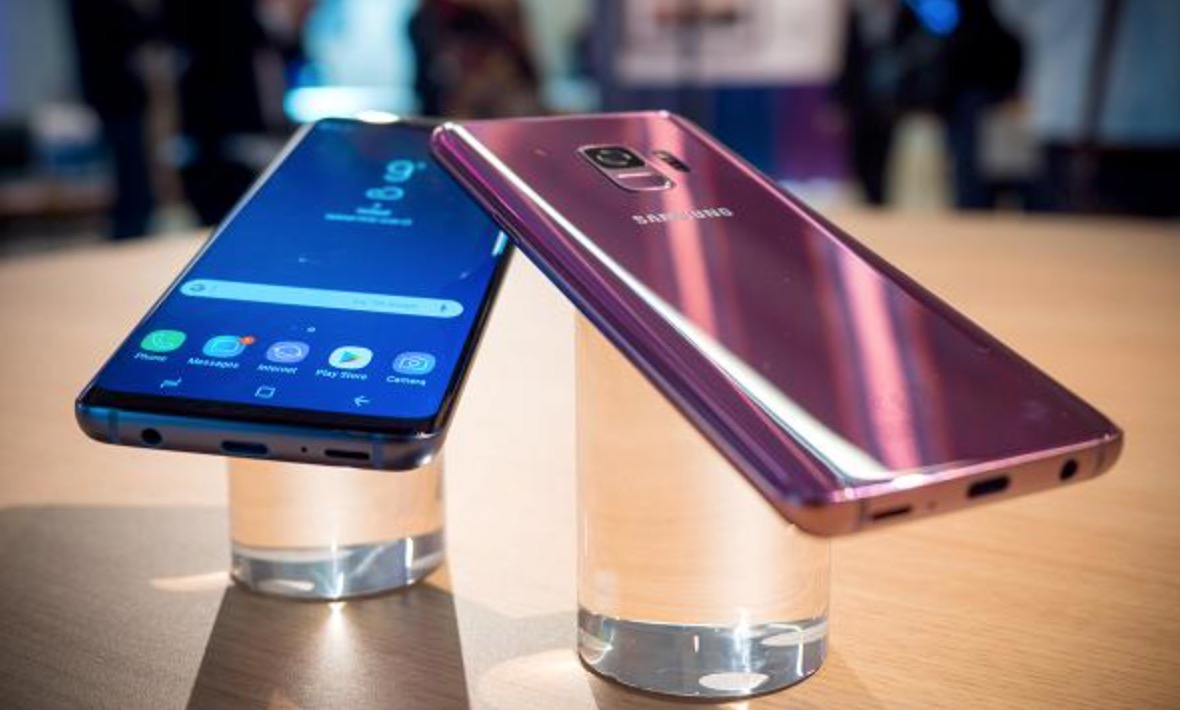 Huawei P20 vs Samsung Galaxy S9