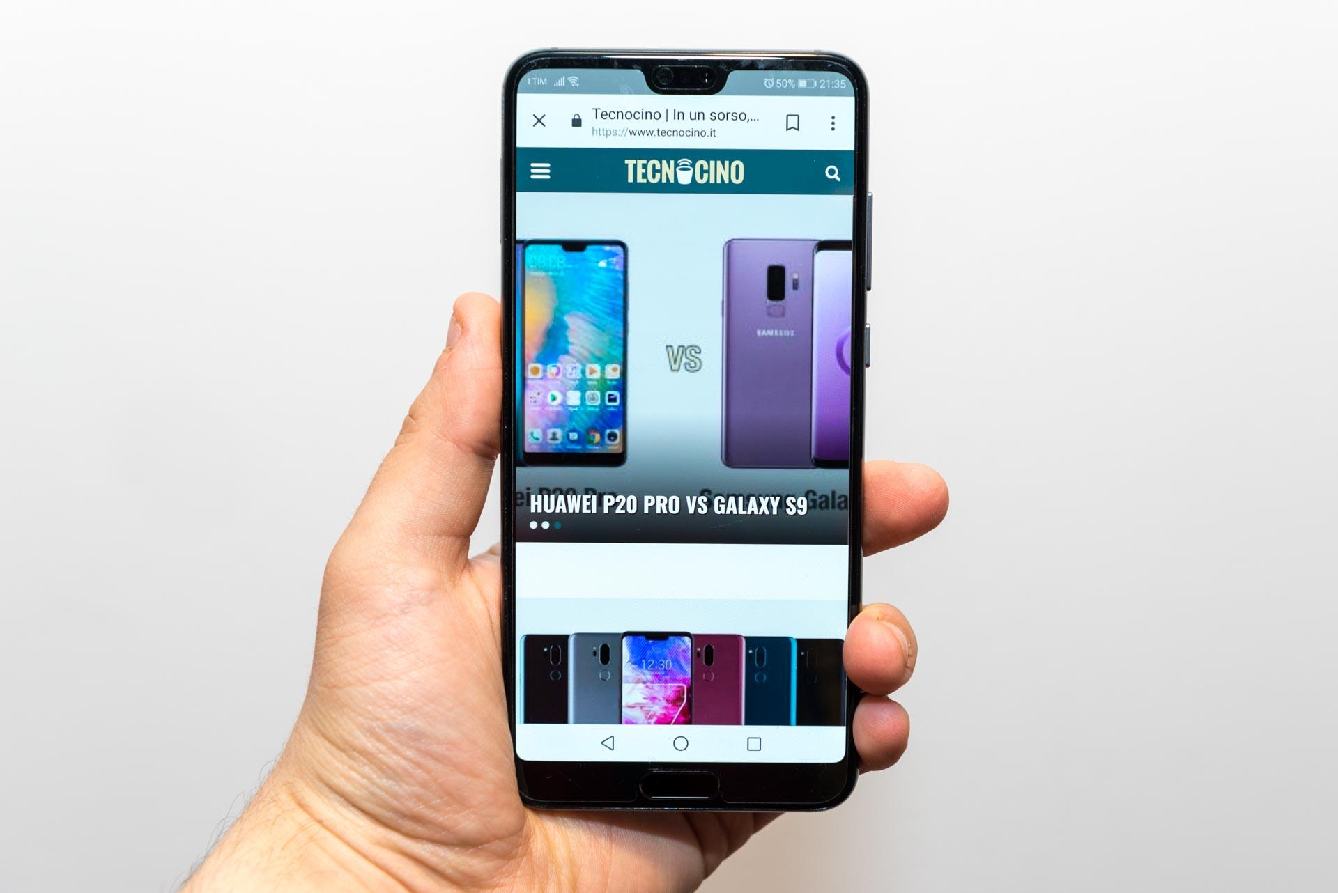 Huawei P20 Pro recensione: le prestazioni e l'esperienza di utilizzo