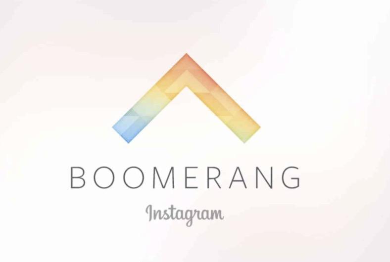 Boomerang Instagram GIF animate Festa della Mamma