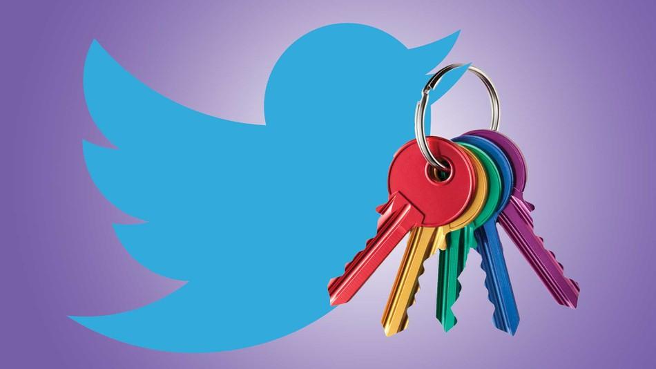 Password di Twitter a rischio
