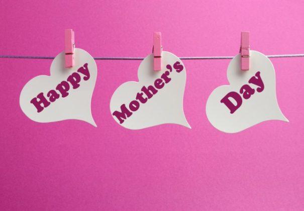 Festa della mamma cuori