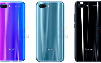 Honor 10: prezzo, scheda tecnica e uscita ufficiali