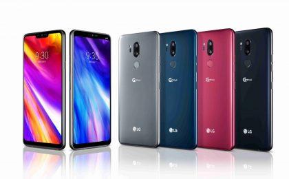 LG G7 (ThinQ): scheda tecnica, prezzo e uscita ufficiali