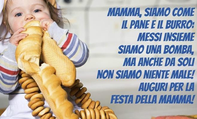 Messaggio divertente auguri Festa della Mamma