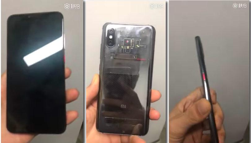 Mi8 leak