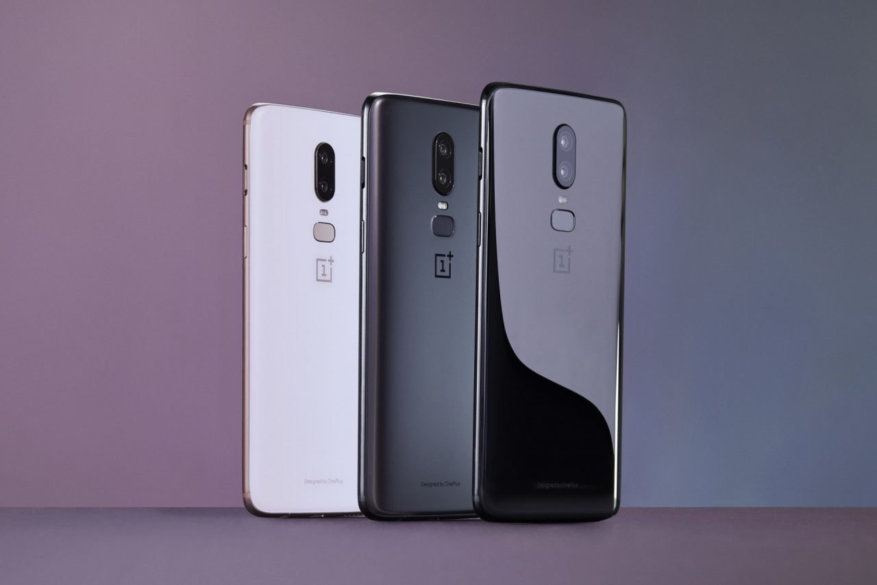 OnePlus 6 vs Huawei P20 Pro