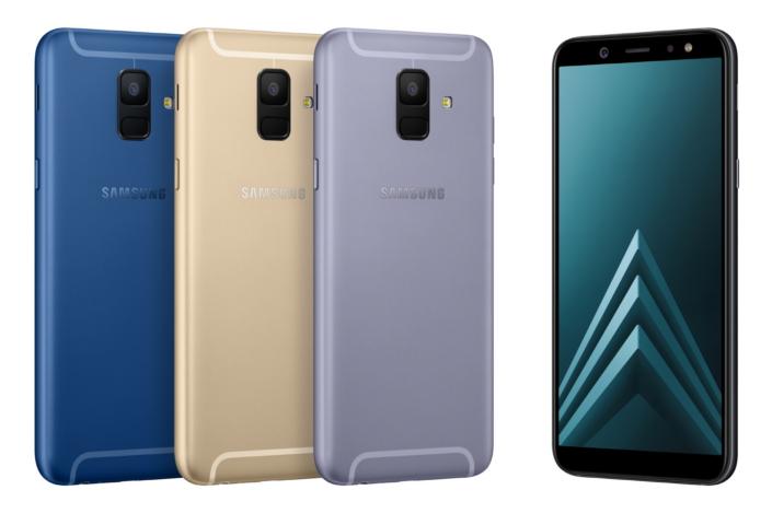 Samsung Galaxy A6 e A6 Plus ufficiali: scheda tecnica, prezzo e uscita