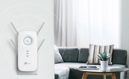 TP-Link RE650: connessione WiFi senza limiti