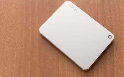 Toshiba CANVIO: recensione hard disk portatili di ultima generazione