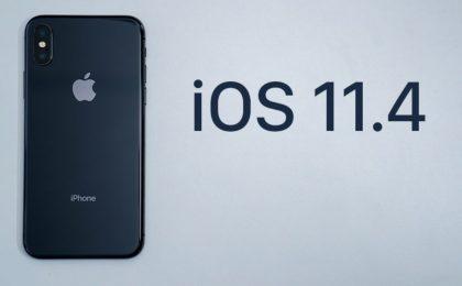 iOS 11.4: tutte le novità dell'aggiornamento