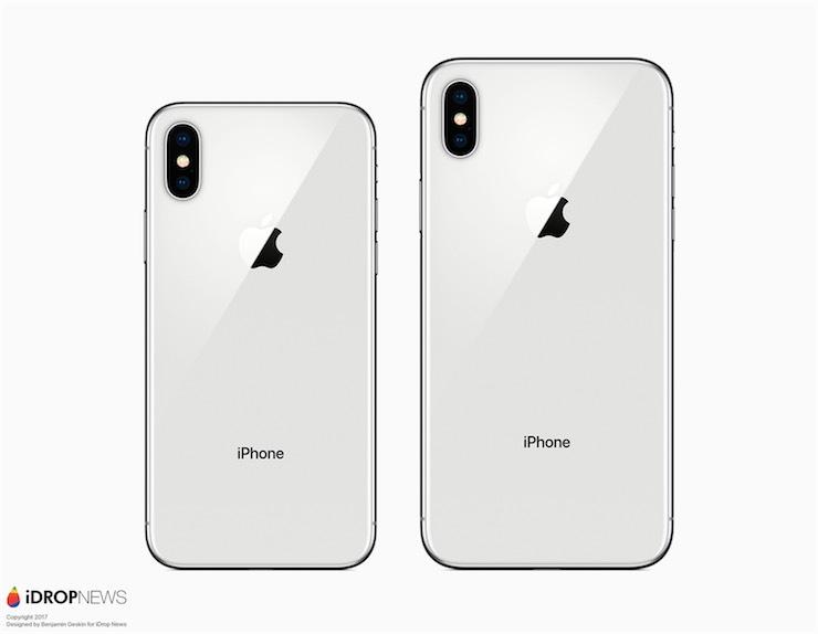 iPhone X Plus retro