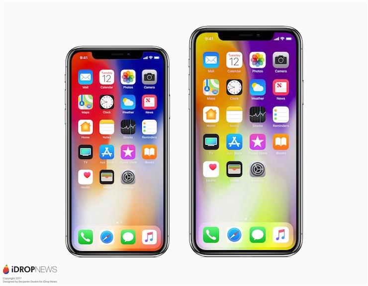 iPhone X e X Plus