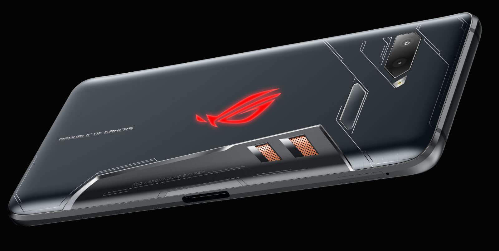 ASUS ROG Phone: scheda tecnica del potentissimo gaming phone