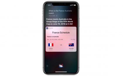 Mondiali Russia 2018, Apple lancia contenuti speciali