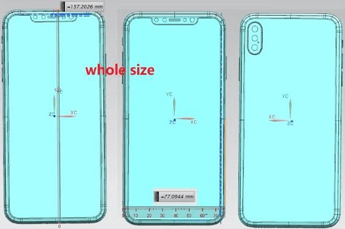 iPhone Xs Plus con tripla fotocamera: rumors su scheda tecnica, uscita e prezzo