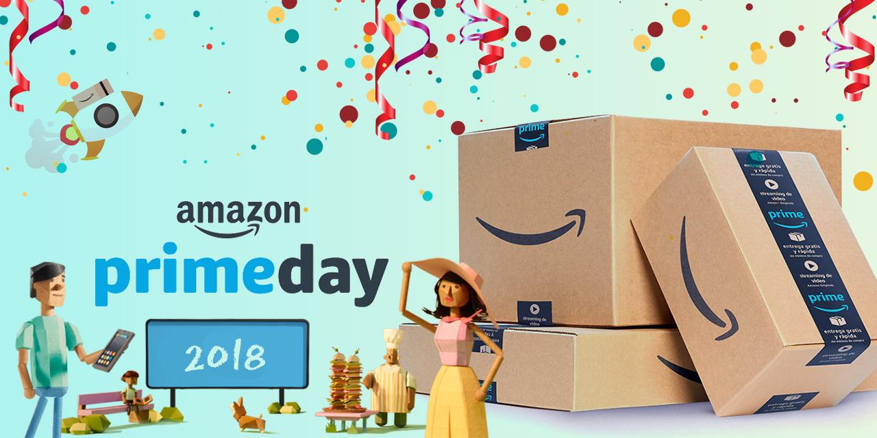 Amazon Prime Day 2018: le migliori offerte tecnologiche