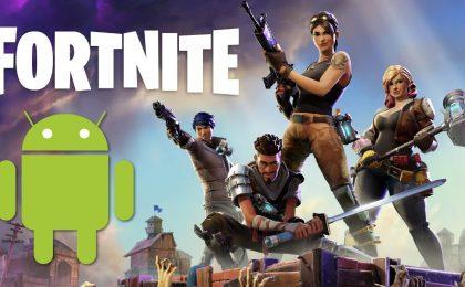 Fortnite Android: tutti gli smartphone compatibili